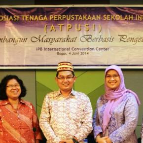 Pengurus Pusat ATPUSI 2009-2013