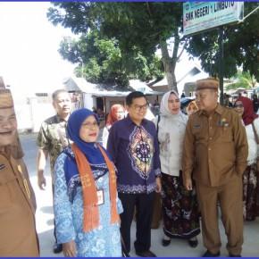 Ketua Umum PP ATPUSI Menjadi Tim Penilai Lomba Perpustakaan Sekolah Tingkat Nasional di Gorontalo