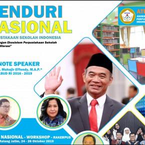 KENDURI NASIONAL PERPUSTAKAAN SEKOLAH INDONESIA